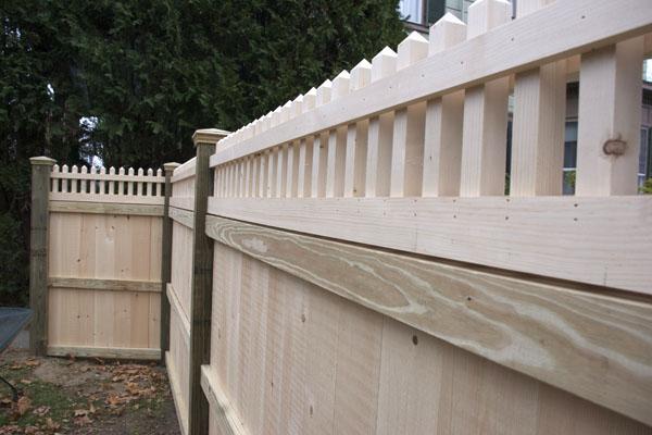 Good Fences Make Good Fences Randolph Restoration